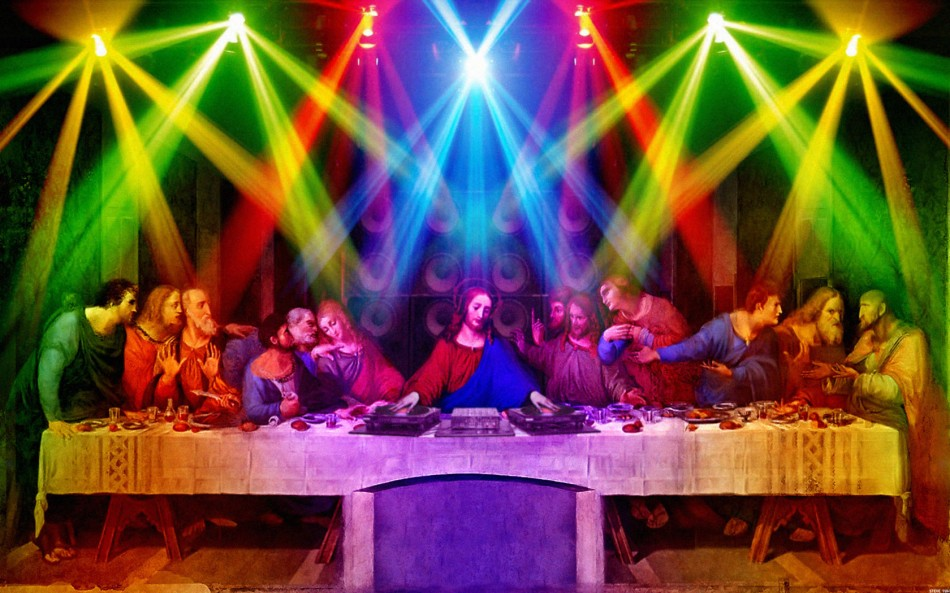 Disco Last Supper